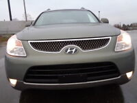 2008 Hyundai Veracruz LIMITED EDITION--HEATED LEATHER-SUNROOF