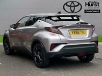 2019 Toyota C-HR 1.8 Hybrid Dynamic 5Dr Cvt Auto Hatchback Hybrid Automatic
