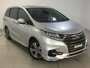 2018 Honda Odyssey RC MY18 VTi-L Silver 7 Speed Constant Variable Wagon West Ryde Ryde Area Preview