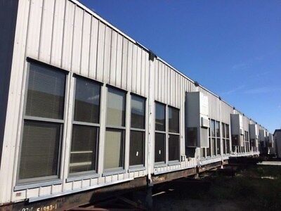 168 By 68 Modular Building Office Classroom 11500 Sq Feet