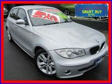 2006 BMW 120I E87 20I Silver 6 Speed Automatic Hatchback Canada Bay Canada Bay Area Preview