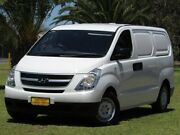 2015 Hyundai iLOAD TQ2-V MY15 White 5 Speed Automatic Van Cheltenham Charles Sturt Area Preview