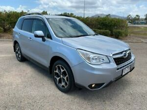 2015 Subaru Forester S4 MY15 2.5i-S CVT AWD Silver 6 Speed Constant Variable Wagon