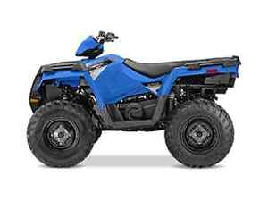 TWO DAYS LEFT SPORTSMAN 450  4X4 SALE PRICE OF 5899.00
