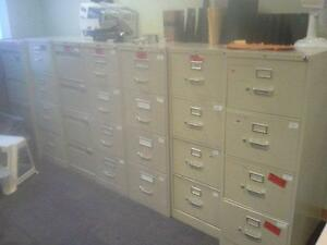 Steel Filing Cabinets London Ontario image 1