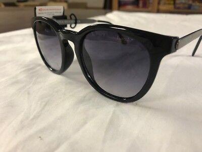 Black Zebra Womens Sunglasses - $34 NEW Dana Buchman Womens black zebra Sunglasses 00% Persol Keyhole style   01