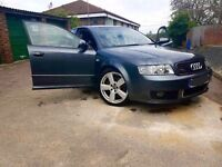 Audi a4 S Line QUATTRO 1.8 TURBO SPORT 190bhp Limited Edition !!!!