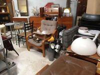 Liquidation de mobilier vintage