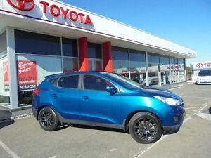 2011 Hyundai ix35 LM MY11 Active (FWD) Blue 6 Speed Automatic Wagon Belmore Canterbury Area Preview