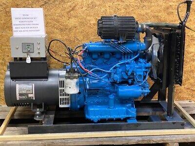 20kw Diesel Generators Sets Kubota V2203 Reman Engine With New Generator End