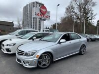 2009 Mercedes-Benz C63 AMG 6.3L AMG ~ Runs like New ~ 451HP Kitchener / Waterloo Kitchener Area Preview