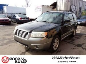2006 Subaru Forester XS 4dr All-wheel Drive