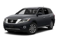 2013 Nissan Pathfinder SL Apply Today!