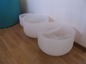 Crystal singing bowls for sale