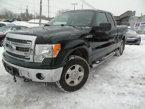 2013 FORD F150  4X4 5.0 V8  XLT WE FINANCE!!!