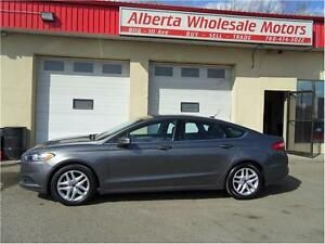 2014 Ford Fusion SE  EASY FINANCE APPLY TODAY TO GET APPROVED Edmonton Edmonton Area image 2