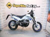 2016 65 LEXMOTO ADRENALINE 125CC SPECIALISTS IN GOOD/POOR CREDIT