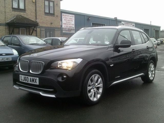 2011 BMW X1 xDrive 2.0 23d Diesel Auto Spares Breaking for Parts