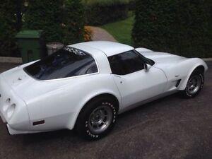 Échange ou vente ...  Corvette 1979 EXCELLENT état !!! Saguenay Saguenay-Lac-Saint-Jean image 2