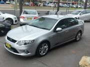 2009 Ford Falcon FG XR6 Silver Sports Automatic Sedan Lansvale Liverpool Area Preview