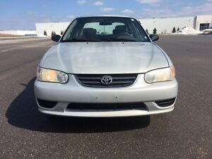 2001 TOYOTA COROLLA | CERTIFIED | WARRANTY INCL. | ACCIDENT FREE