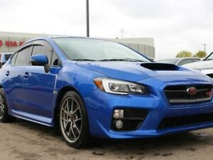 2015 Subaru WRX STI SPORT-TECH PACKAGE, SUNROOF, HEATED SEATS, N