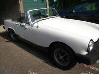 MG Midget Priced for condition