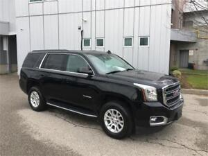 2018 GMC YUKON SLE 4X4 19KM BLACK ON BLACK
