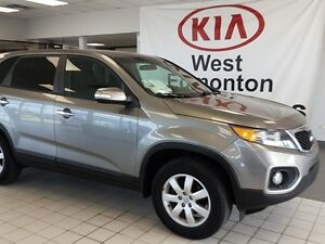 2012 Kia Sorento LX FWD 2.4L Manual