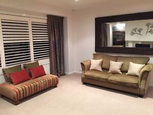 Formal Lounge Sofa and Ottoman Setting Seaforth Manly Area Preview