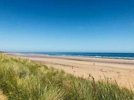 20ft Wide Lodge for sale at Amble Links - NE65 0SD