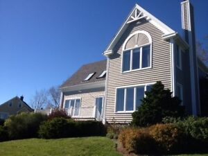 Stunning ocean front home for rent on mahone bay