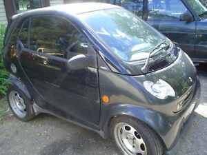 2006 Smart Fortwo Coupe (2 door) Diesel For Two 129km