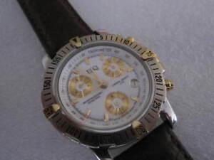 Montre chrono Esquire par Movado