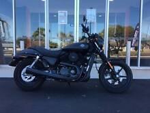 2015 Harley-Davidson Street 500 (XG500) Road 500cc (Feb) (LAM) Orana Albany Area Preview