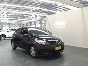 2008 Mazda 2 DE Neo Black 4 Speed Automatic Hatchback Beresfield Newcastle Area Preview
