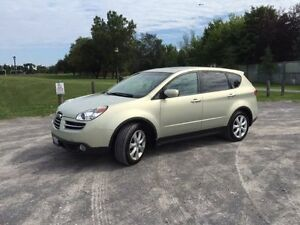 2006 Subaru Tribeca LIMITED luxury SUV - RUST FREE - INSPECTED