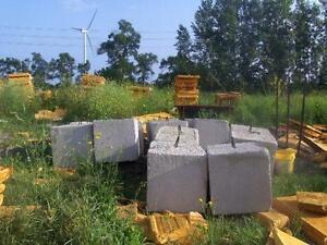 Pre Cast Cement Traffic Blocks