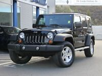 2007 Jeep Wrangler Unlimited Rubicon | Soft & Hard Top | Roof Ra