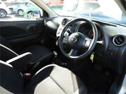 2013 Nissan Micra K13 MY13 ST-L Silver 4 Speed Automatic Hatchback Minchinbury Blacktown Area Preview