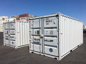 20FT Shipping Containers for Sale - NEW BUILDS !! Brisbane City Brisbane North West Preview