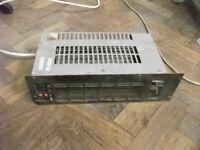 Old Base Unit Dimplex Fan Heater . Good working order.