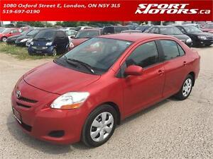 2008 Toyota Yaris! Power Options! A/C! Keyless Entry!