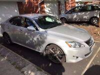 Lexus IS 250 - 2008 luxury model MULTI-MEDIA PACK, SATNAV, BLUETOOTH, HEATED SEATS, CRUISE CONTROL