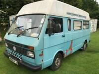 Vw lt campervan