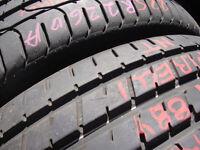 225/35/19 Pirelli P Zero TM, Runflat, BMW x2 A Pair, 6.9mm (168 High Road, Romford, RM6 6LU)