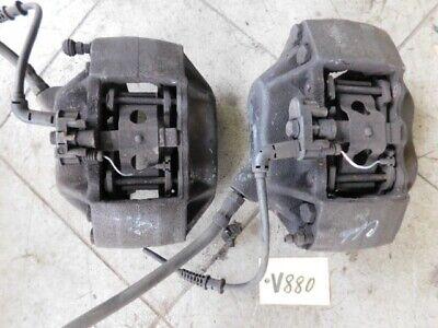 SL R129 original Bremszangen Bremssättel vorne rechts + links guter Zustand