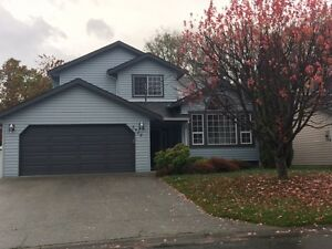 3 bed, 3 bath, North Nanaimo, beautiful family home