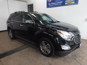 2017 Chevrolet Equinox Premier LEATHER SUNROOF REMOTE START
