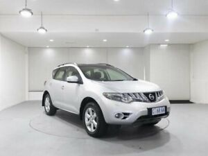 2011 Nissan Murano Z51 Series 3 TI Silver 6 Speed Constant Variable Wagon